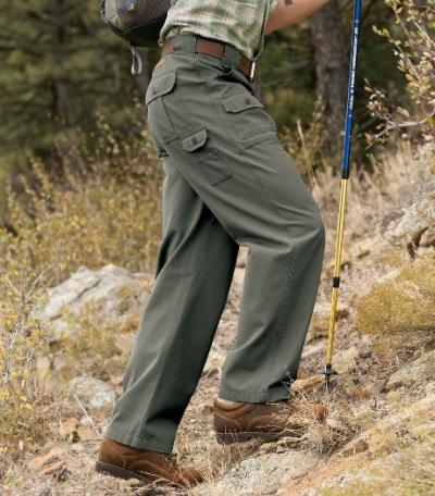 kalhoty Cabela's Legendary 7-Pocket Hiker Pants