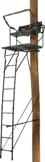 Mobiln� posed Big Game The Partner� Pro Two-Man Ladder Stand