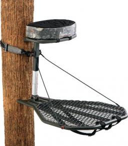 Mobiln� posed Gorilla Silverback Magnum HX Hang-On Treestand