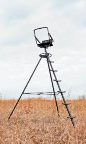 Mobiln� trojno�ka Big Game Treestands The Pursuit� 12-ft. Tripod