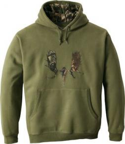 Mikina Cabela's Big Game Fleece Hoodie