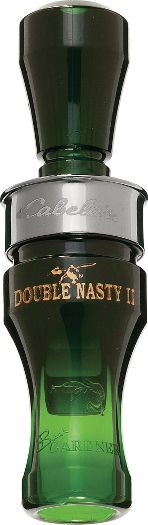 Vábnička na kachny Buck Gardner Double Nasty II Duck Call